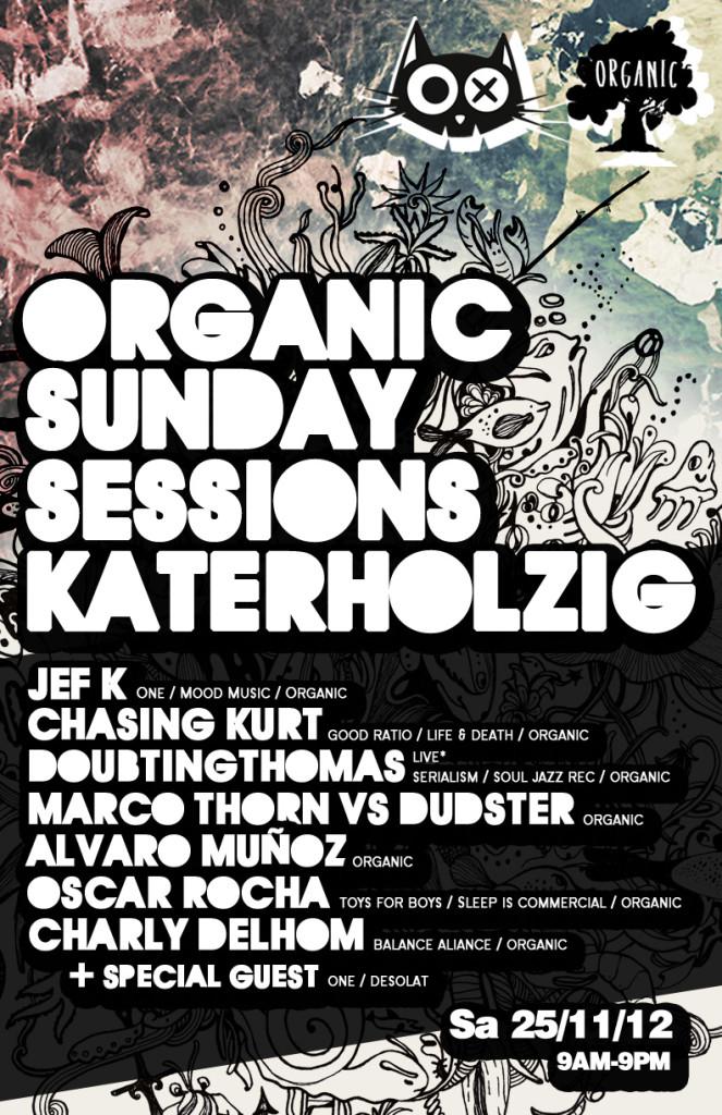 Organic@Kater 25:11:12